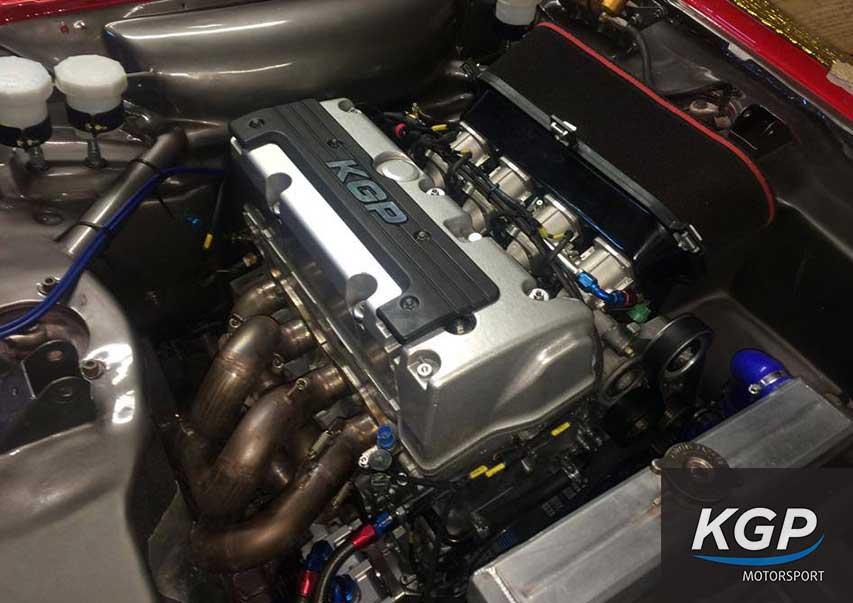 KGP Honda K25 Engine