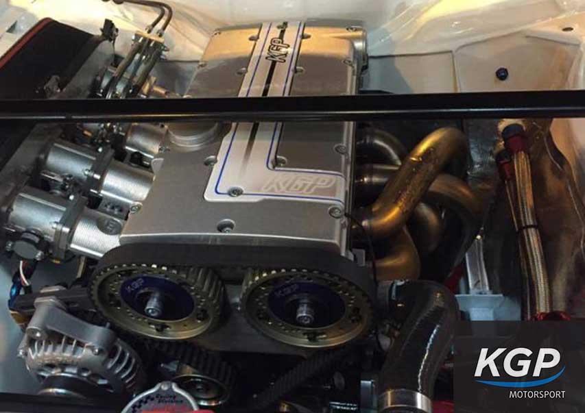KGP 295BHP Vauxhall Engine