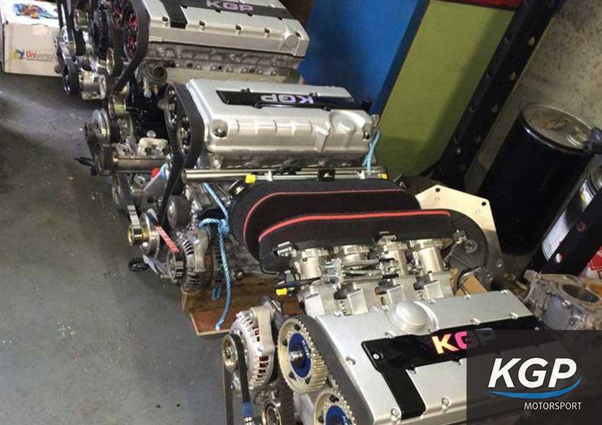 Selection of Honda B16 & Vauxhall Engines