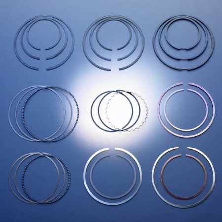 Vauxhall 20XE Piston Rings