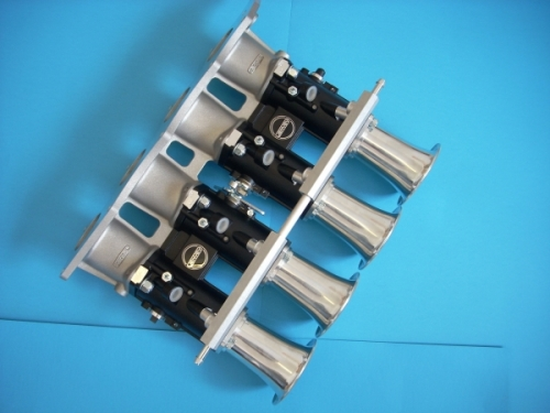 Honda B16 - Jenvey Parallel Throttle Body