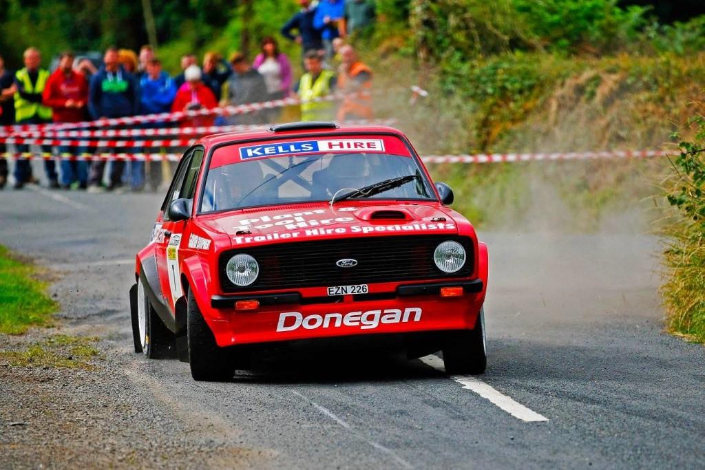 Pat Donegan in his KGP Honda Engine Mark 2
