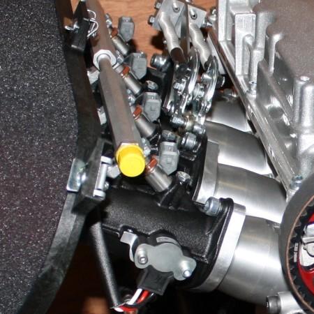 X14 Throttle body